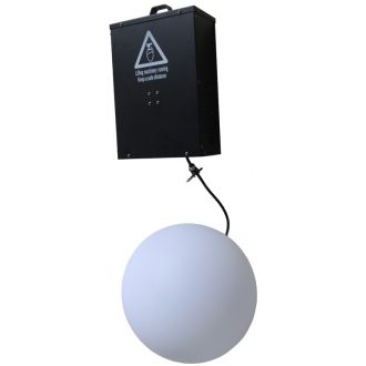 IM-LB120 3D Up Down 120W DMX RGB LED Lifting Ball