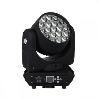 IM-MH1915 19 x 15W Osram RGBW 4in1 LED Moving Head Light