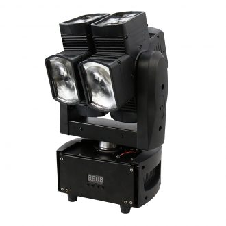IM-MHW0810 8x10W RGBW CREE 4in1 LED Hot Wheels Moving Head Light