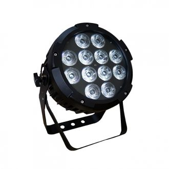 Waterproof 12*15w RGBWAP 6in1 LED Par Light
