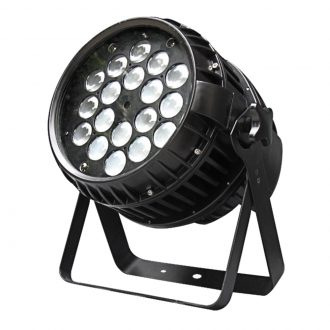 IM-PLWP1812Z Waterproof Zoom 18*12W RGBW 4in1 LED Par Light