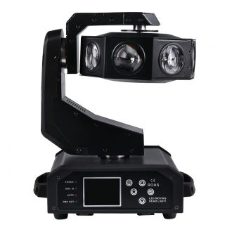 New 8*40W RGBW 4in1 LED Moving Head Flying Light