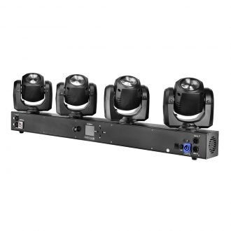 IM-MH0432 New 4*32w RGBW 4 Heads Moving Head Light