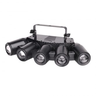 IM-FB0540 5 Fingers LED Beam Light Individual Control 5*40W RGBW 4in1 LEDs DMX DJ Stage Disco Light